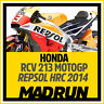 Kit Adesivi Honda RCV 213 Team Repsol Honda MotoGP 2014 - High Quality Decals