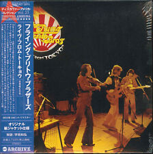 THE FLYING BURRITO BROTHERS-LIVE FROM TOKYO-JAPAN MINI LP CD Fi83