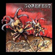 Rise to Ruin GOREFEST LTD DIJIPACK CD