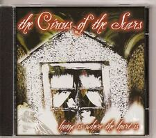 THE CIRCUS OF THE SCARS Home Is Where The Hurt Is  CD ~