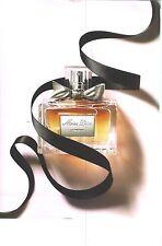 PUBLICITE ADVERTISING  2012  DIOR parfum MISS  (2p)