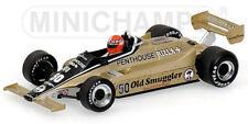 1/43 Williams FW07 RAM Racing Penthouse italiano GP 1980 R. Keegan