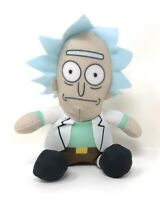 """NEW Rick and Morty Plush (6"""" Rick) Toy Factory"""