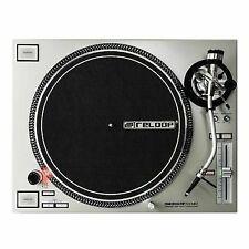 Reloop Rp7000 Mk2 DJ Turntable (silver)