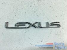 2007 - 2012 Lexus ES 350 Rear Emblem OEM #75447-33110 - Pre-Owned