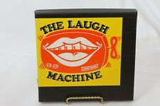 "The Laugh Machine Audio 7"" Reel May 5 - 26 1986 Comedy Robert Klein & more"