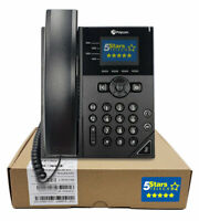 Polycom VVX 250 Business IP Phone (2200-48820-025) Brand New, 1 Yr Warranty