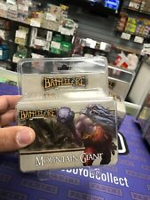 Battlelore 2nd Second Edition 1 Mountain Giant Fantasy Flight Sealed New OOP