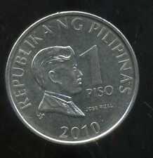 PHILIPPINES 1 piso  2010  ( bis )