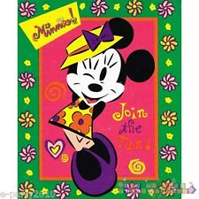 MINNIE MOUSE About Town INVITATIONS WITH ENVELOPES ~ Birthday Supplies Vintage