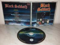 CD BLACK SABBATH - LIVE EVIL - RUSSIA