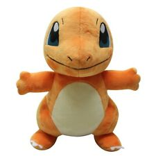 "Official Pokemon Pikachu HITOKAGE Charmander Plush Doll Soft Toys Figure 7"""