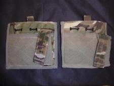 Genuine British Military MTP Osprey MK IVA Commanders Pouches x 2