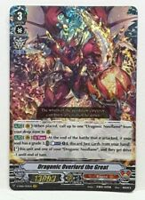 Bushiroad Cardfight Vanguard Dragonic Overlord the Great V-EB06/002EN VR Kagero