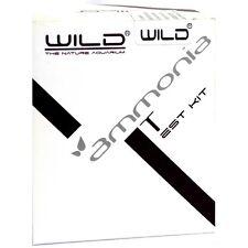 WILD Ammonia Test Kit | NH3 | Marine & Freshwater | 50 Test | Aquarium Test Kit