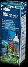 JBL ProFlora Bio80 eco - co2 System pro flora carbon aquarium fertiliser bio 80