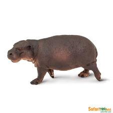 Safari ltd 229229 Hipopótamo Pigmeo 8cm Animales Salvajes NOVEDAD 2018