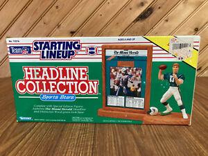 1991 Kenner - Starting Lineup Headline Collection - Dan Marino - Miami Dolphins