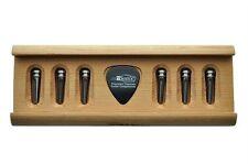 TiSonix Titanium Bridge Pins for Acoustic Guitar - 3DEG-.220