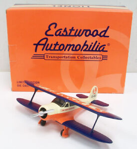 Lionel 337500 1:34 Eastwood Beechcraft D-17 Staggerwing NIB