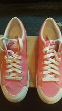 Nike Women Capri Canvas Pink/White Shoes 7.5