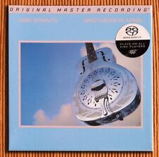DIRE STRAITS - BROTHERS IN ARMS Numbered Limited Edition Hybrid SACD MFSL SEALED
