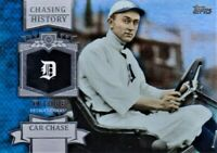 2013 Topps Chasing History Holofoil #CH94 Ty Cobb