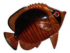 Big 12 Inch Tropical Fish Tiki Sea Life Bath Wall Decor Classic 12TFW26