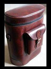 1A SATTLERQUALITÄT Originell LEDER Rucksack NEU Tonne Farbe: schwarz+braun TOP *