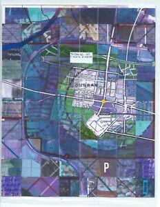 Jerry's Map original panel S1/W10 Gen X