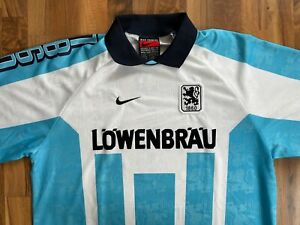 TSV München 1860 Trikot Gr. XL Löwenbräu Nike 1996/97 Grünwalder Stadion FCK VfB