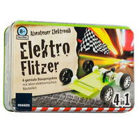 Franzis Smart Kids Metall-Box: Elektroflitzer