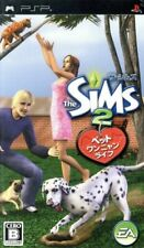 The Sims 2 Pets PlayStation Portable Japan Version