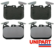 For BMW - 3 Series Gran Turismo /4 Gran Coupe 2010-On Front Brake Pads Unipart