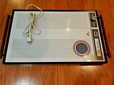 Broil King Deluxe Electric Hot Counter #1450 Hot Server Large Warming Plate