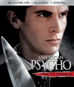 American Psycho [New 4K UHD Blu-ray] With Blu-Ray, 4K Mastering, Ac-3/Dolby Di