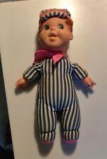 1971 Good N Plenty Advertising Doll Choo Choo Charlie Hasbro Bean Bag body Vtg