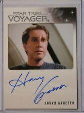 2012 The Quotable Star Trek Voyager Autograph Harry Groener