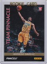 Anthony Davis NBA RC Team Pinnacle HORNETS ROOKIE CARD Basketball INSERT LE!