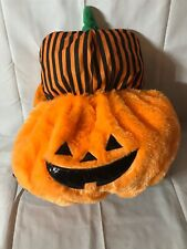 Halloween Pet Costume Pumpkin Outfit Size Large