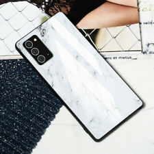 For Samsung Galaxy Note 20 / 20 Ultra Case Luxury Shockproof Glass Hybrid Cover