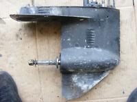 """Mercury 35-40-45-50 HP 4 Cyl Lower Unit Gearcase 20"""" Shaft Engine 1979-1987"""