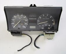 INSTRUMENT CLUSTER, VDO, used, 100 MPH speedometer works, '85 VW Golf Mk2