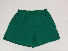 Vtg 90s No Fear Men's Swim Trunks Green Size Large Shorts