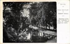 CPA Ecluse dans le parc a Yzeron (614698)