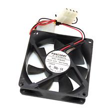 Foxconn ZP DC Brushless Fan PV883DF0 12V 0.15A Sleeve bearing CD0631 ventola 8cm