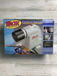 Artograph Art Projector Tracer & Enlarger Drawing Artist Portable Used Good