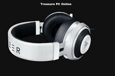 New Razer Kraken PRO V2 Gaming White Headset Oval For Esports Pros RZ04-02050500
