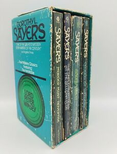 Lord Peter Wimsey Boxed Set by Dorothy Sayers (1966, Paperback)