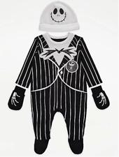 Baby Halloween Costume Disney Jack Skellington Nightmare Before Christmas Boys